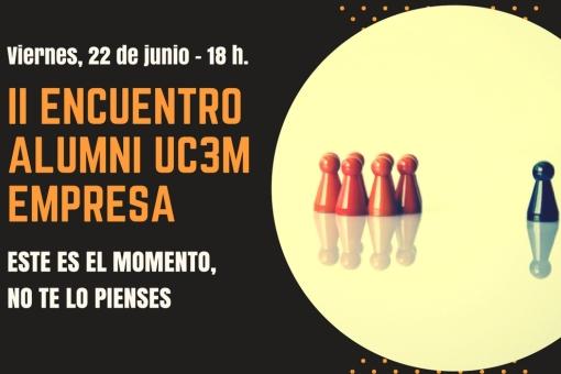 Encuentro Alumni UC3M Empresa
