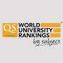 Qs Ranking by subject 2019